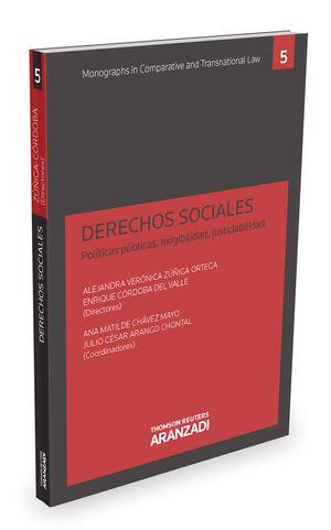 DERECHOS SOCIALES (SÓLO PAPEL) POLTICAS PÚBLICAS, EXIGIBILIDAD, JUSTICIABILIDAD