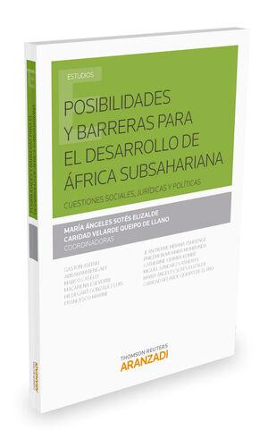 POSIBILIDADES Y BARRERAS PARA EL DESARROLLO DE ÁFRICA SUBSAHARIANA