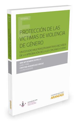 LA PROTECCIÓN DE LA VÍCTIMA DE VIOLENCIA DE GÉNERO