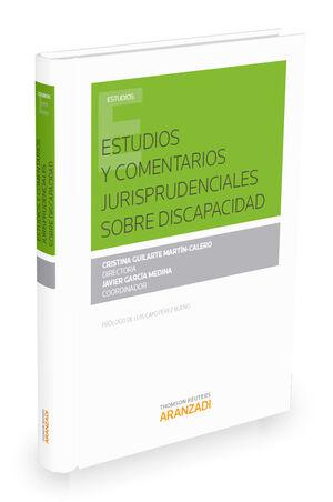ESTUDIOS Y COMENTARIOS JURISPRUDENCIALES SOBRE DISCAPACIDAD