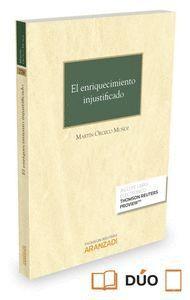 EL ENRIQUECIMIENTO INJUSTIFICADO (PAPEL + E-BOOK)