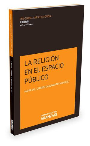 RELIGION EN EL ESPACIO PUBLICO,LA