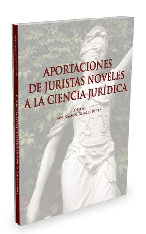 APORTACIONES DE  JURISTAS NOVELES A LA CIENCIA JURDICA