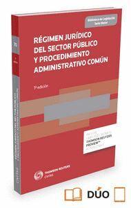 RÉGIMEN JURDICO DEL SECTOR PÚBLICO Y PROCEDIMIENTO ADMINISTRATIVO COMÚN (PAPEL + E-BOOK) COMUN