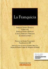 LA FRANQUICIA  (PAPEL + E-BOOK)