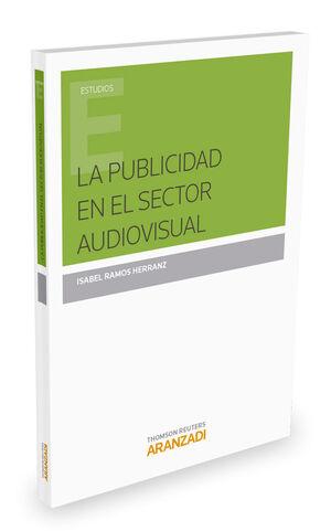 LA PUBLICIDAD EN EL SECTOR AUDIOVISUAL