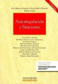 AUTORREGULACIÓN Y SANCIONES (PAPEL + E-BOOK)