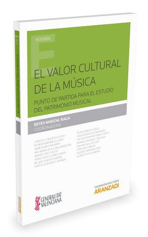 VALOR CULTURAL DE LA MUSICA