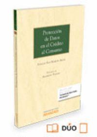 PROTECCIÓN DE DATOS EN EL CRÉDITO AL CONSUMO (PAPEL + E-BOOK)