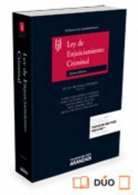LEY DE ENJUICIAMIENTO CRIMINAL (PAPEL + E-BOOK)