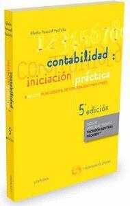 CONTABILIDAD: INICIACIÓN PRÁCTICA (PAPEL + E-BOOK) INCLUYE PLAN GENERAL DE CONTABILIDAD PARA PYMES