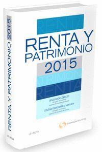 RENTA Y PATRIMONIO 2015 (PAPEL + E-BOOK)