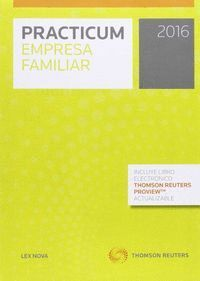 PRACTICUM EMPRESA FAMILIAR 2016 (PAPEL + E-BOOK)