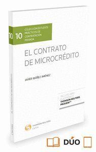 EL CONTRATO DE MICROCRÉDITO (PAPEL + E-BOOK)
