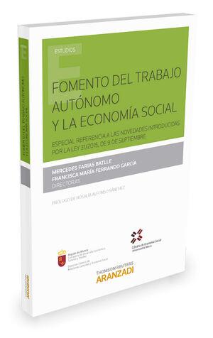 FOMENTO DEL TRABAJO AUTÓNOMO Y LA ECONOMÍA SOCIAL