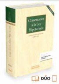 COMENTARIOS A LA LEY HIPOTECARIA 2 ED