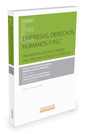 EMPRESAS, DERECHOS HUMANOS Y RSC