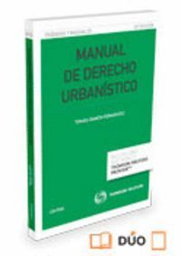 MANUAL DE DERECHO URBANSTICO (PAPEL + E-BOOK)
