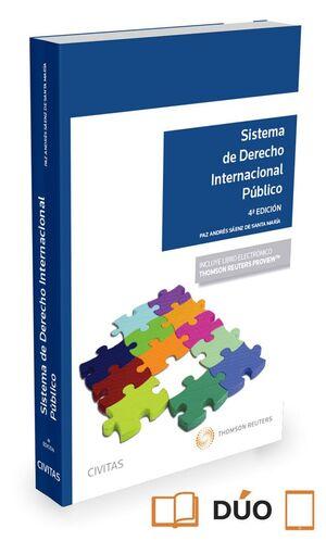 SISTEMA DE DERECHO INTERNACIONAL PUBLICO (PAPEL+E-BOOK)