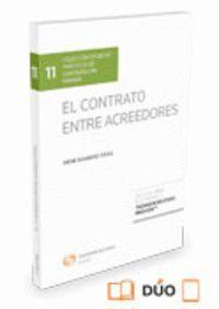 EL CONTRATO ENTRE ACREEDORES (PAPEL + E-BOOK)