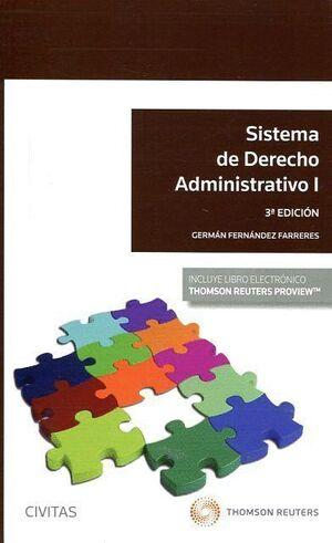 SISTEMA DE DERECHO ADMINISTRATIVO I (PAPEL E-BOOK)