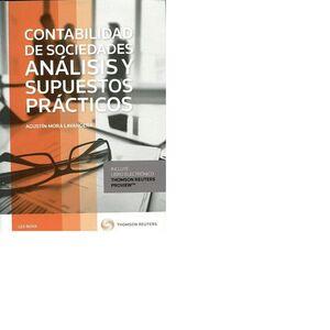 CONTABILIDAD DE SOCIEDADES. ANÁLISIS Y SUPUESTOS PRÁCTICOS (PAPEL E-BOOK)