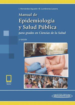 HDEZ-AGUADO:MAN.EPIDEM. Y SAL.P?B 3ED +E