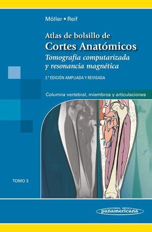 ATLAS DE BOLSILLO DE CORTES ANATÓMICOS