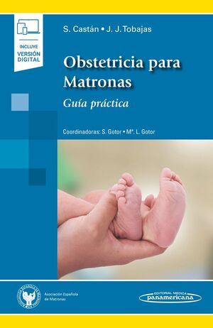 OBSTETRICIA PARA MATRONAS (INCLUYE VERSIÓN DIGITAL)