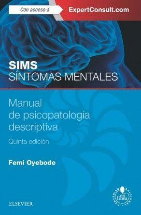 SIMS. SINTOMAS MENTALES + EXPERTCONSULT + ACCESO WEB (5ª ED.)