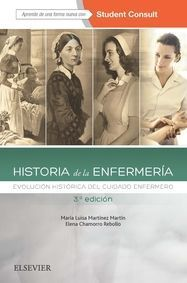 HISTORIA DE LA ENFERMERÍA + STUDENTCONSULT EN ESPAÑOL (3ª ED.)