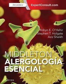 MIDDLETON. ALERGOLOGÍA ESENCIAL + EXPERTCONSULT