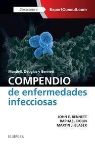 MANDELL, DOUGLAS Y BENNETT. COMPENDIO DE ENFERMEDADES INFECCIOSAS + EXPERTCONSULT