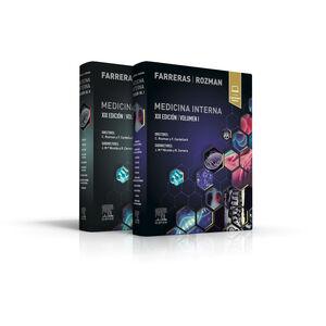 FARRERAS ROZMAN. MEDICINA INTERNA (19ª ED.)