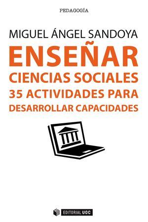 ENSEÑAR CIENCIAS SOCIALES