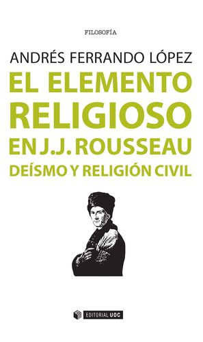 EL ELEMENTO RELIGIOSO EN J.J. ROUSSEAU