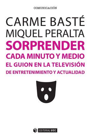 SORPRENDER CADA MINUTO Y MEDIO