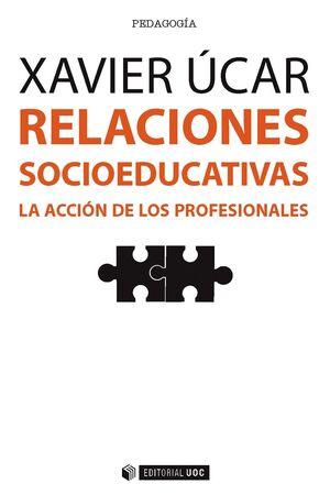 RELACIONES SOCIOEDUCATIVAS