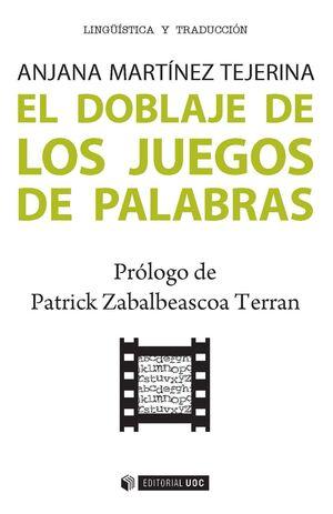 EL DOBLAJE DE LOS JUEGOS DE PALABRAS