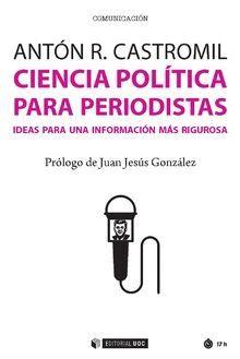 CIENCIA POLÍTICA PARA PERIODISTAS