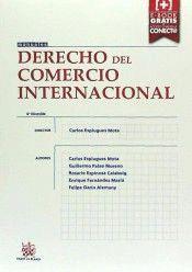 DERECHO DEL COMERCIO INTERNACIONAL 6ª EDICIÓN 2015