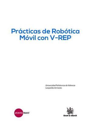 PRÁCTICAS DE ROBÓTICA MÓVIL CON V-REP