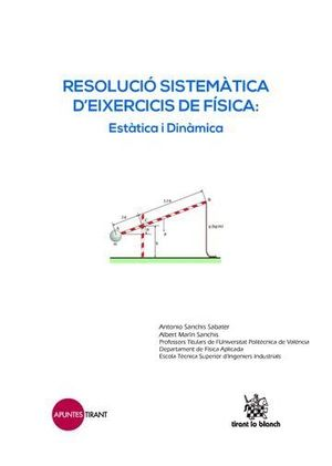 RESOLUCIÓ SISTEMÀTICA D'EIXERCICIS DE FÍSICA: ESTÀTICA I DINÀMICA
