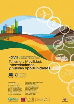 TURISMO Y MOVILIDAD: INTERRELACIONES Y NUEVAS OPORTUNIDADES