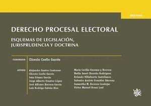 DERECHO PROCESAL ELECTORAL ESQUEMAS DE LEGISLACIÓN, JURISPRUDENCIA Y DOCTRINA