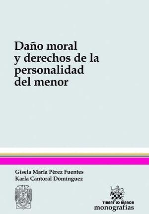 DAÑO MORAL Y DERECHOS DE LA PERSONALIDAD DEL MENOR