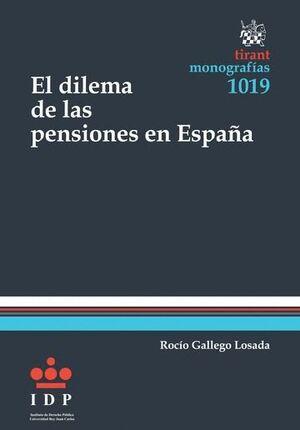 EL DILEMA DE LAS PENSIONES EN ESPAÑA