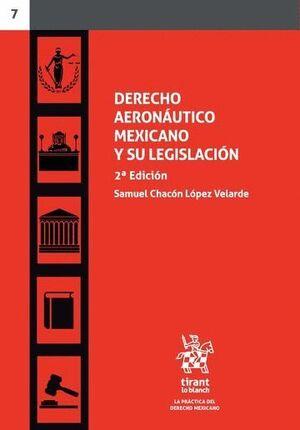 DERECHO AERONÁUTICO MEXICANO Y SU LEGISLACIÓN