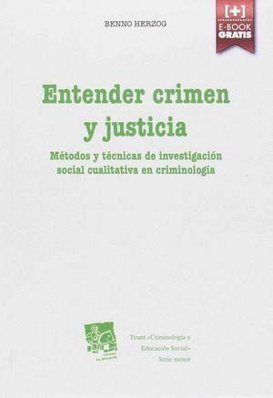 ENTENDER CRIMEN Y JUSTICIA