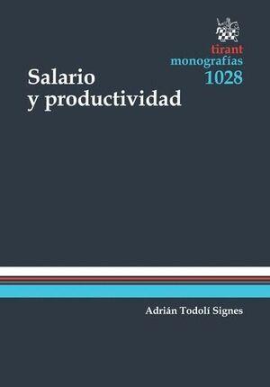 SALARIO Y PRODUCTIVIDAD